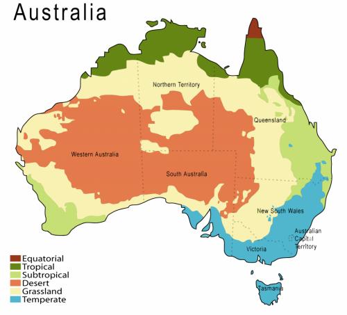 Australia-climate